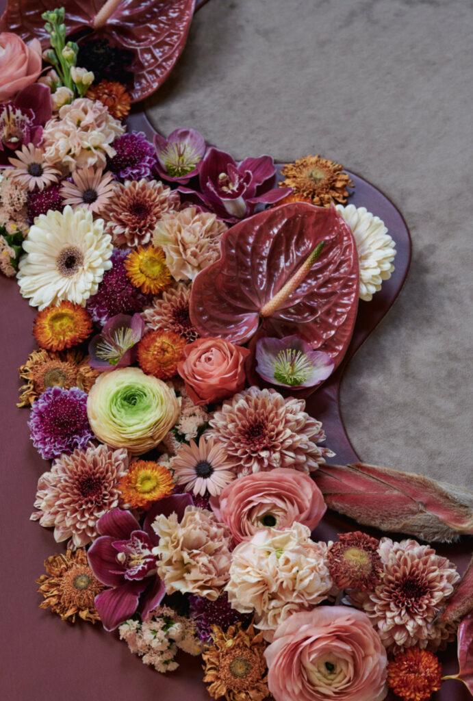 Stiltrend Human Touch. Bild: Blumenbüro Holland