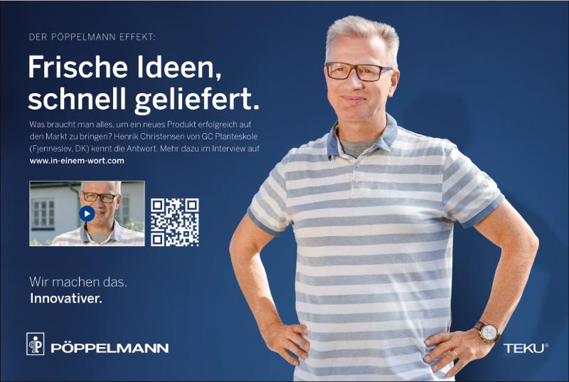 Pöppelmann TEKU (Anzeige)