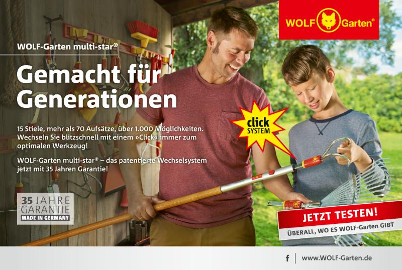 WOLF-Garten (Anzeige)
