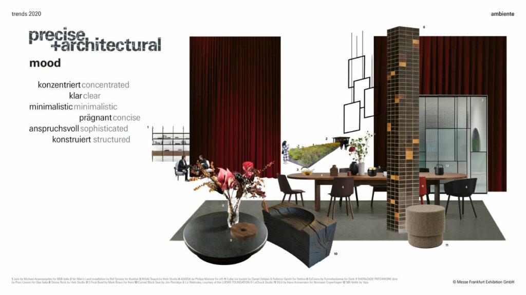 precise+architectural. Bild: Messe Frankfurt Exhibition GmbH