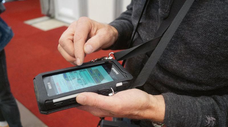 Digitalisierung. Foto: GABOT