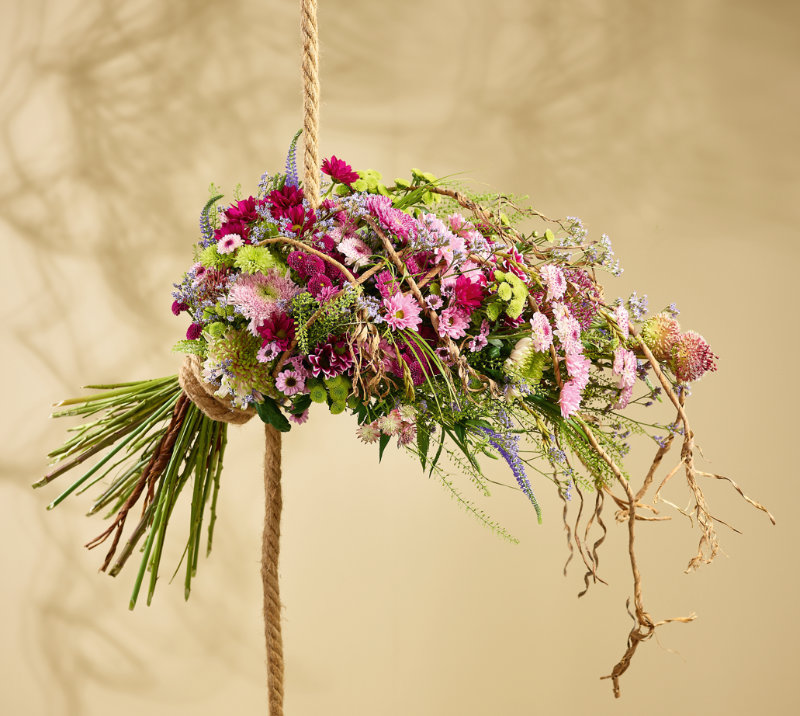 "Core Country ""hanging flowers"". Foto: FDF"