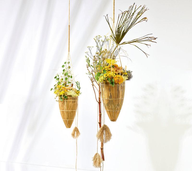 """Sunny Soul """"hanging baskets"""". Foto: FDF"""