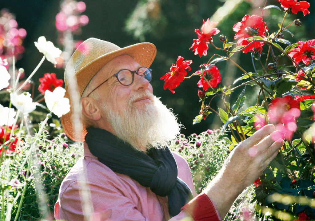 Gartenbotschafter John Langley®. Foto: Andreas Bock