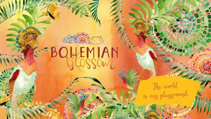 Bohemian Blossom. Bild: Ter Steege